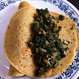 Egg Omelette Flour Recipes.