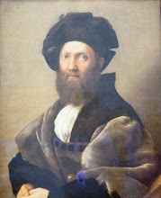 Photo: Baldassare Castiglioni, auteur van Il libro del Cortegiano (Het boek van de Hoveling) (foto bma)