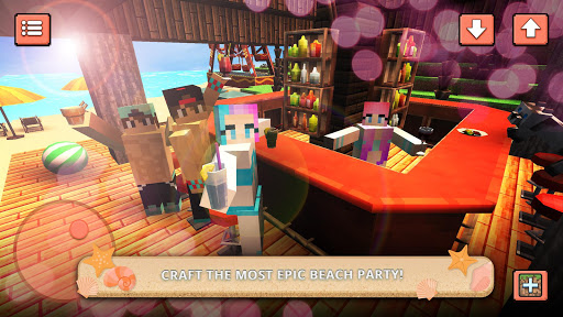 Beach Party Craft: Summer High School Adventure for PC