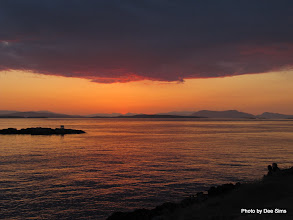 Photo: (Year 2) Day 334 - The Sunsetting Over Vancouver Island #4