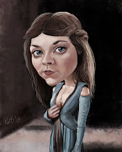 Photo: Here is a quick Natalie Dormer for this morning: