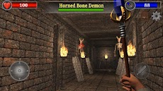 Old Gold 3D: Dungeon Quest Action RPGのおすすめ画像3