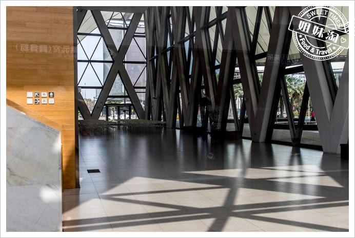 大東文化藝術中心內部