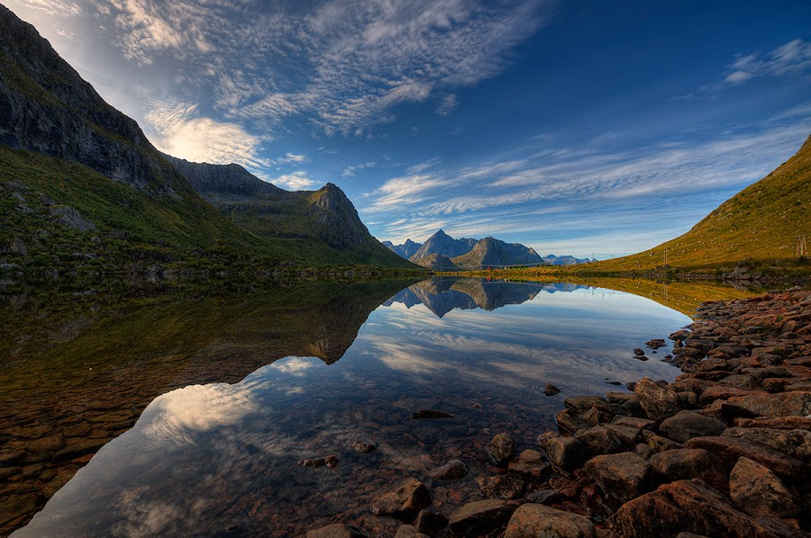 by John Aavitsland - Landscapes Waterscapes ( 2011, summer, lofoten )