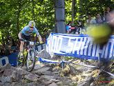 Jens Schuermans sleept op WK mountainbike ereplaats in de wacht in de shortrace, wereldtitels voor VS en Zwitserland