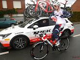 """Edward Theuns teleurgesteld met tweede plaats in Bessèges: """"Ik had echt de benen om te winnen"""""""