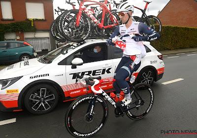 Theuns sprintte naar plaats 2 in Bessèges maar had liever gewonnen