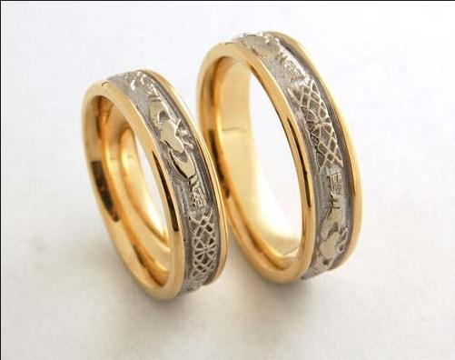 Ring Design Ideas trellis design with diamonds Wedding Ring Design Ideas Screenshot
