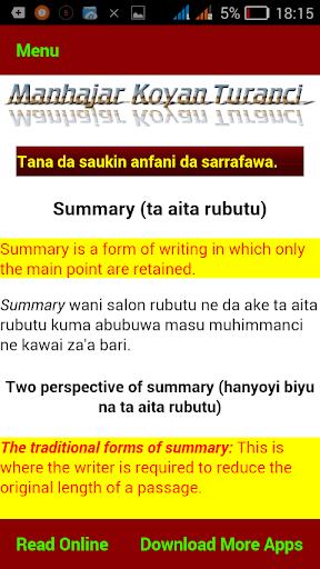 Mu koyi Turanci screenshot 7
