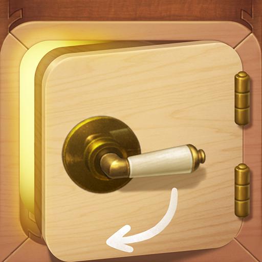 Open Puzzle Box Icon