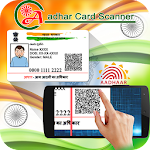 Aadahr Card Scanner : Update Adhar Card Icon