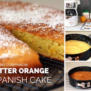 Spanish Cake Desserts Recipes.