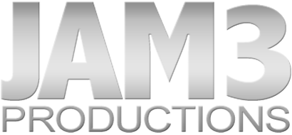 JAM3 Productions logo
