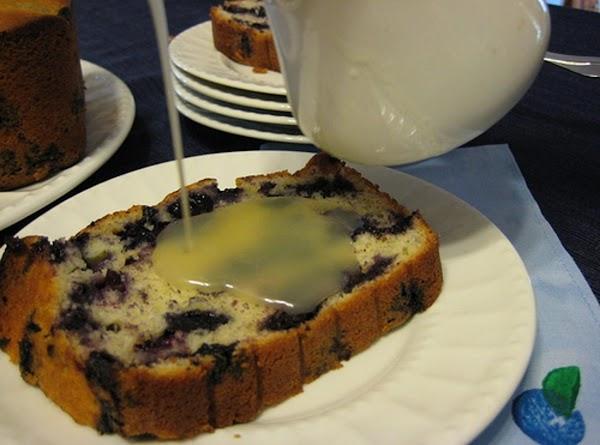 Old Fashioned Vanilla Sauce For Bread Pudding Recipe