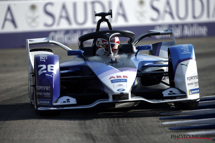 Günther (BMW) houdt Nederlander nipt van winst in nagelbijtende Formule E-race, Stoffel Vandoorne valt onderweg uit