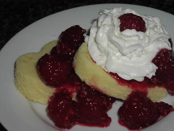 Raspberry Valentines Recipe