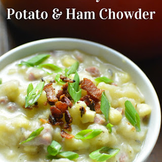 Healthy Ham Chowder Recipes