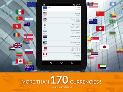 Currency converter free- screenshot thumbnail