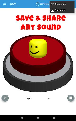 Oof Sound Clicker