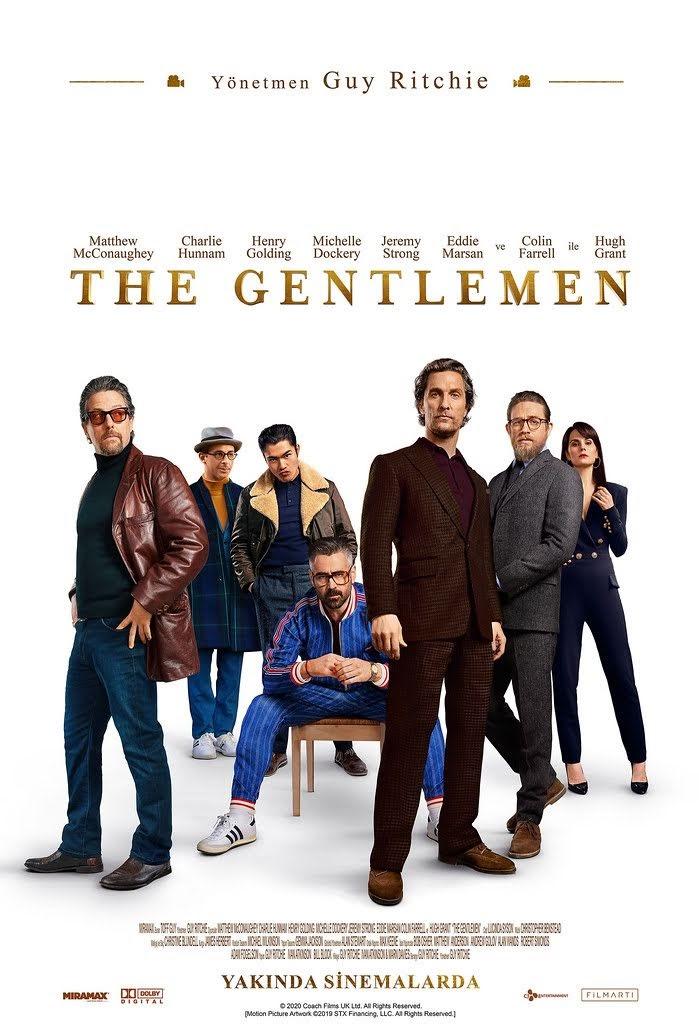 The Gentlemen (2020)