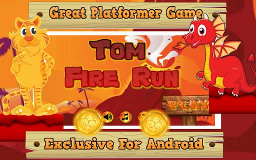 Tom Fire Run