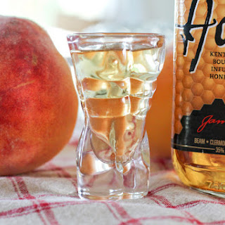 Maple Whisky Peaches