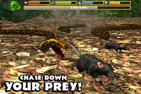 Snake Simulator Mod Apk 1.5 [DINHEIRO INFINITO] 4