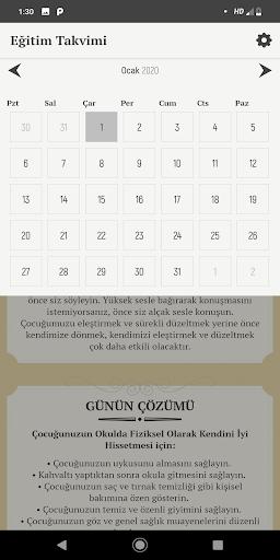 Eğitim Takvimi 2020 screenshot 3