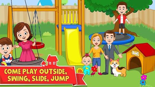 My Town : Home DollHouse – Pretend Play Kids House 5