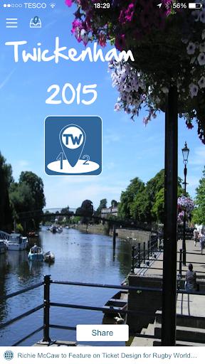 Twickenham Area Guide