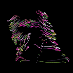 Vyomy 3D Hologram Motion Dance Icon