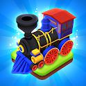 Merge Train : Idle Tycoon icon