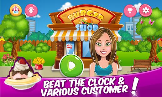 Food Shop Mania - náhled