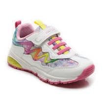 Geox Bernie Girl Trainer KID TRAINER