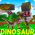 Dinosaurs Craft Mod for MCPE icon