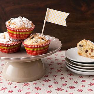 Marsepein Muffins