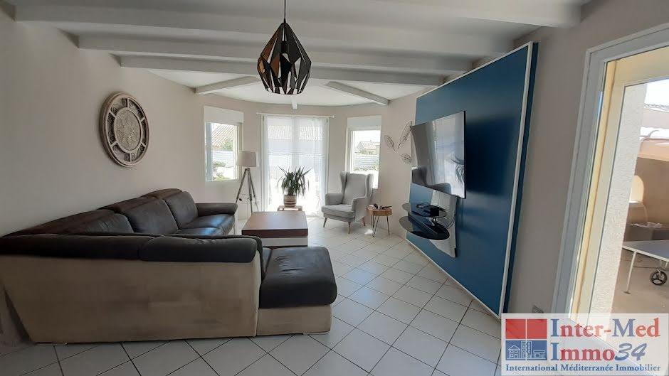 Vente villa 7 pièces 227 m² à Bessan (34550), 524 900 €