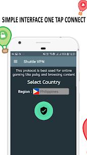 VPN Shuttle VPN Unlimited Turbo v2.06 Pro APK 3