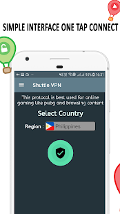 Shuttle VPN-免费VPN | 安全VPN Screenshot