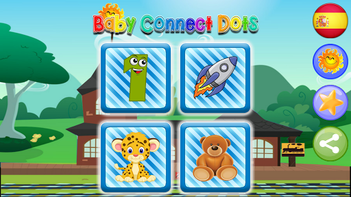 Baby Connect Dots