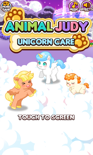 Animal Judy: Unicorn care