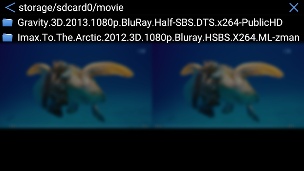 SBS 3D Player