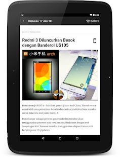 Berita Teknologi screenshot
