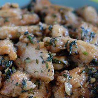 Garlic & Coriander Chicken