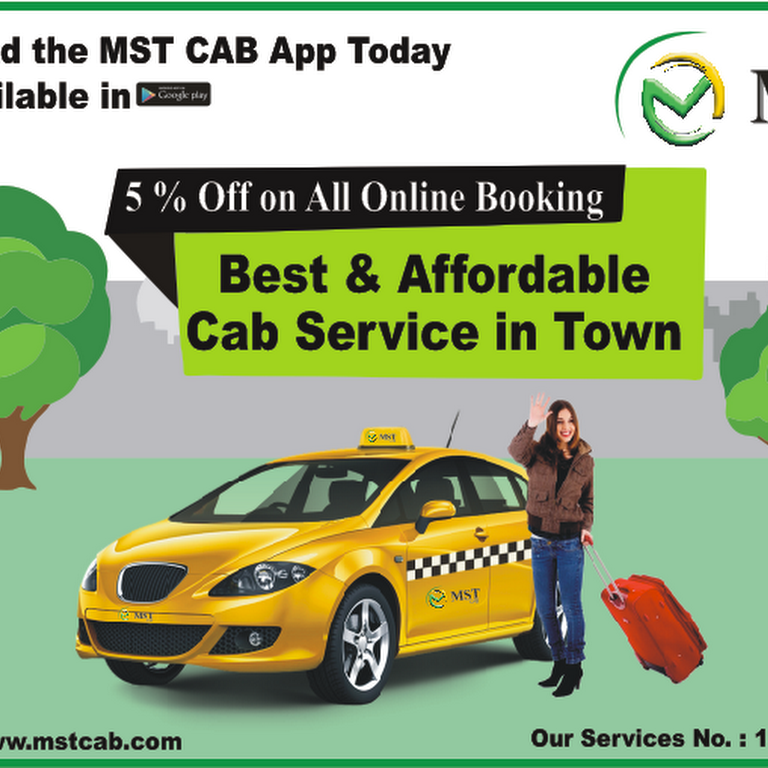 MST CAB - Taxi Service in Aligarh