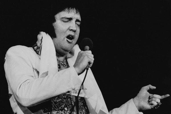 Elvis Presley - Yabancı Rock Şarkıcıları