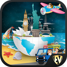 Adventurous Countries App : Adventure Travel Guide