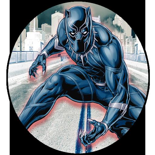 Grand Panther Super Hero: Crime City Battle