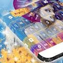 Florido Señora Keyboard icon