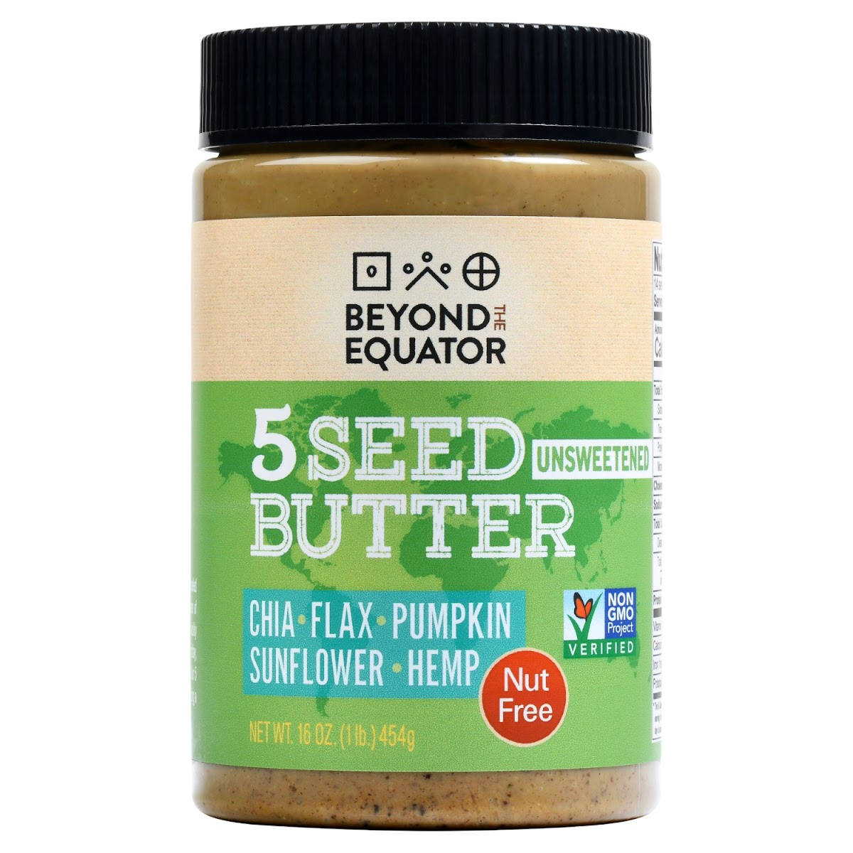 5 Seed Butter - Unsweetened